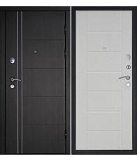 Входная дверь Тепло-Люкс Беленый дуб