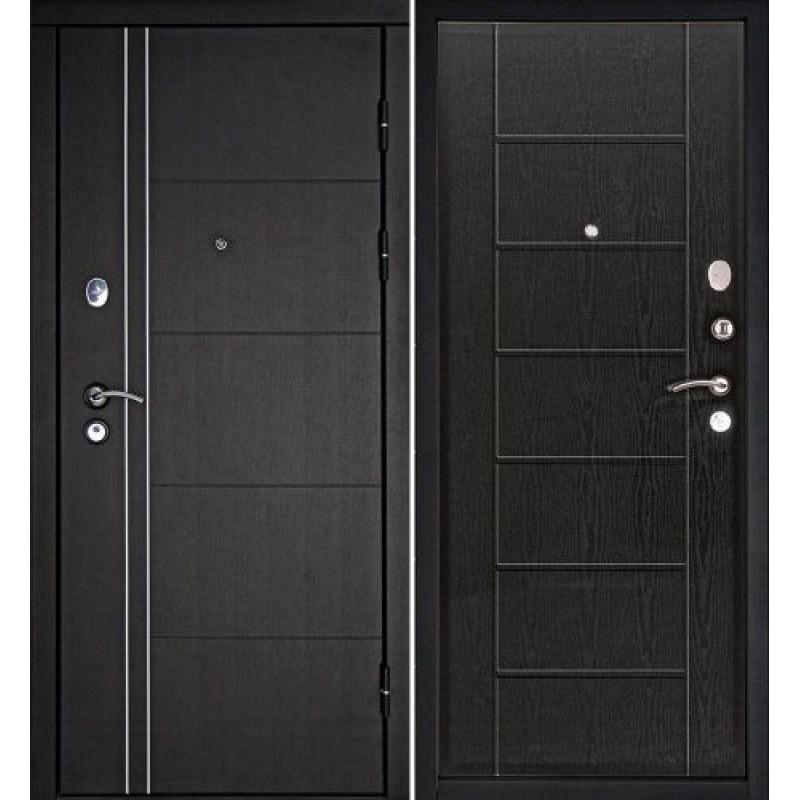 Входная дверь Тепло-Люкс Венге