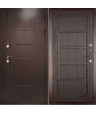 Входная дверь Термаль Экстра Темный орех