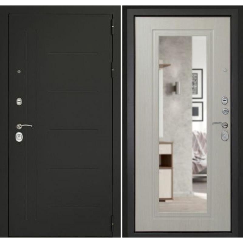 Входная дверь СИТИ-Z3К Беленый дуб