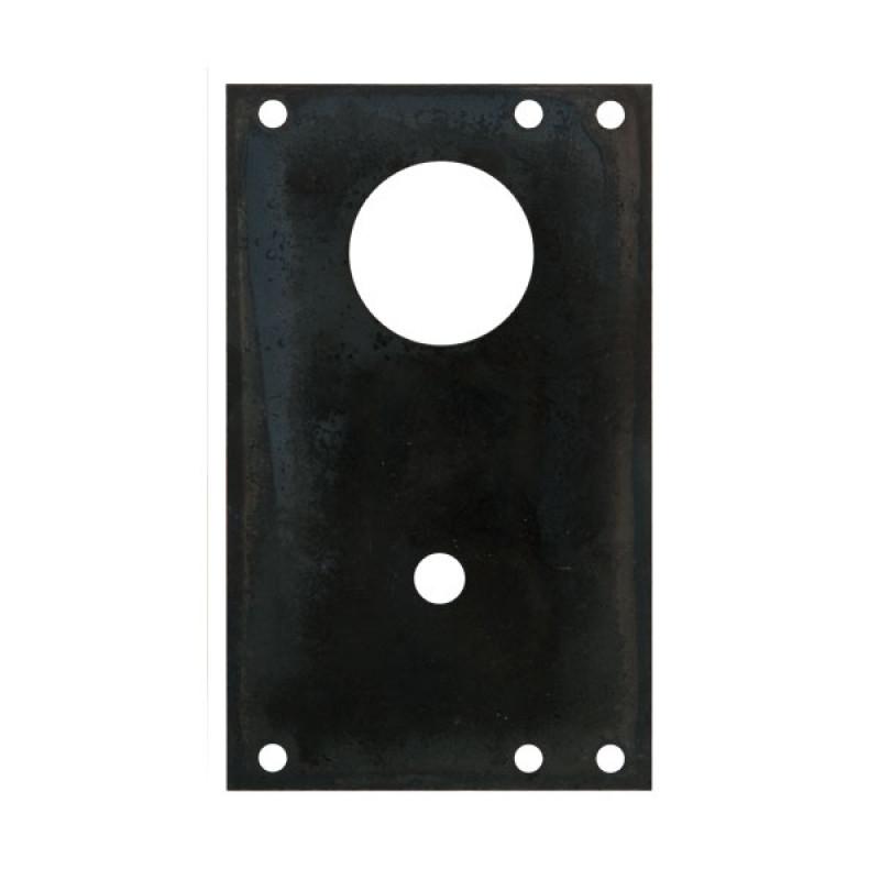 Пластина защитная Fuaro (Фуаро) для замков цилиндровых (тип-размер CISA 56.535)