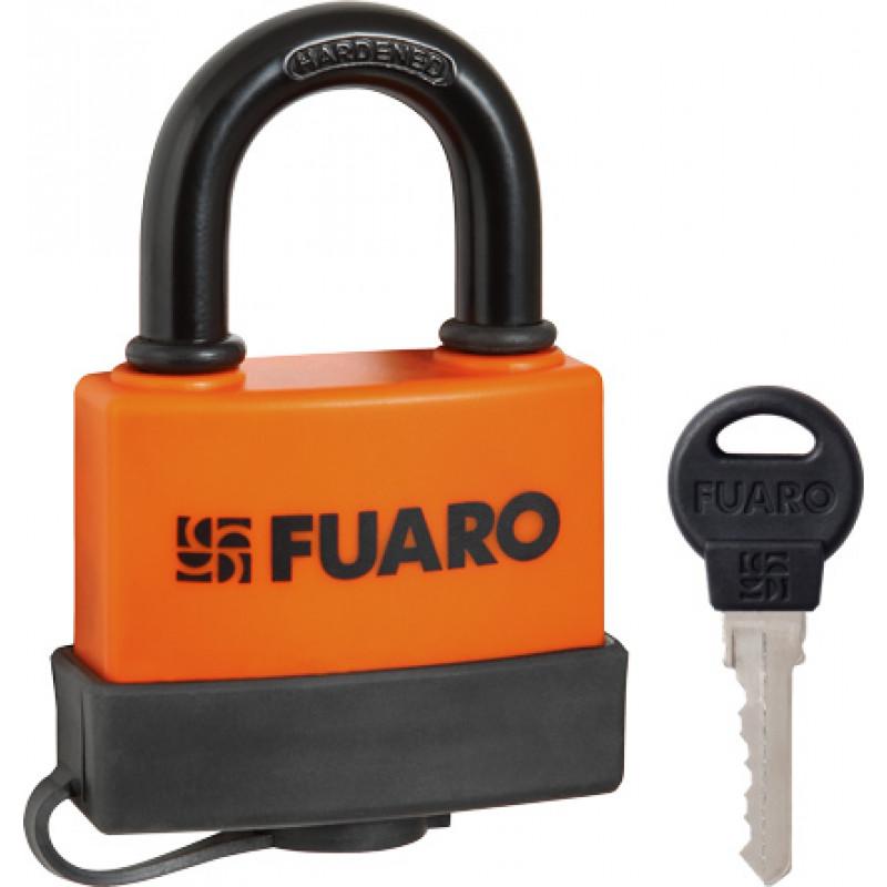 Замок навесной Fuaro (Фуаро) PL-3660 (60 мм) 3