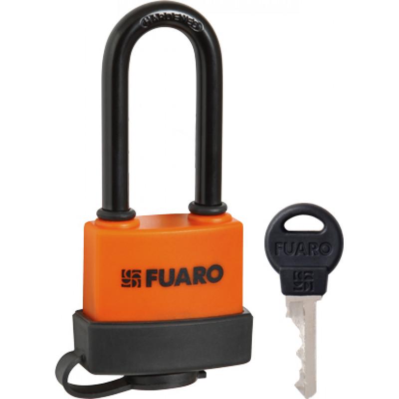 Замок навесной Fuaro (Фуаро) PL-3640 LS (40 мм) 3