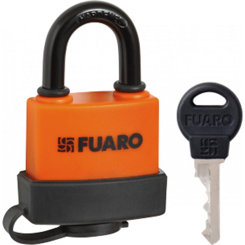 Замок навесной Fuaro (Фуаро) PL-3640 (40 мм) 3
