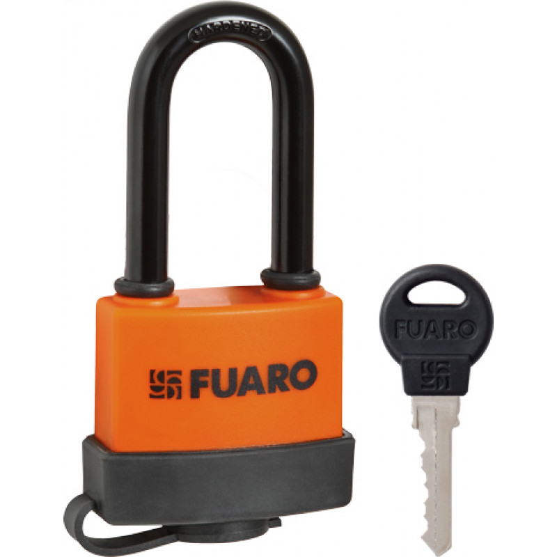 Замок навесной Fuaro (Фуаро) PL-3650 LS (50 мм) 3