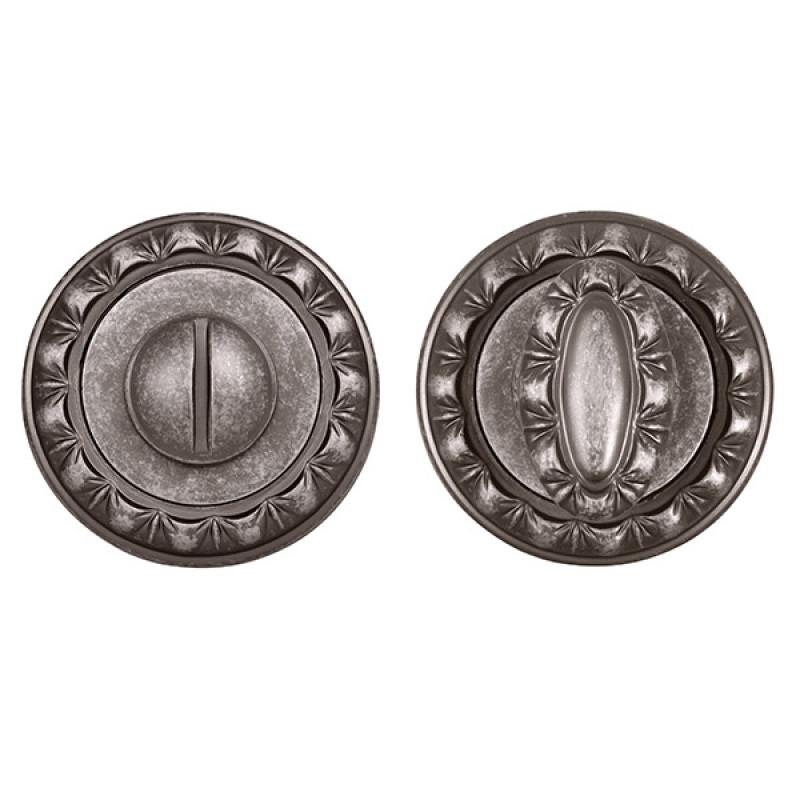 Ручка поворотная Punto (Пунто) BK6 MT OS-9 античное серебро
