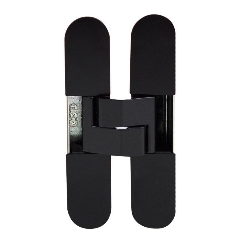 E30200.02.93 (черный) AGB (АГБ) петля ECLIPSE 3.0 (4 накладки в комплекте)