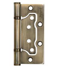 Петля универсальная Punto (Пунто) без врезки 200-2B/HD 100x2,5 AB (бронза)