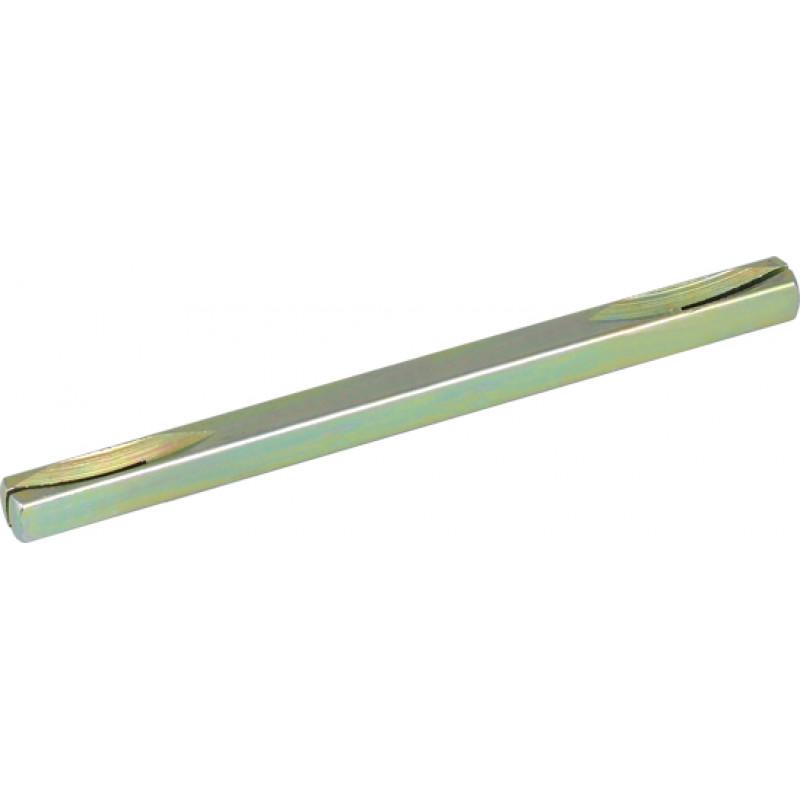 Квадрат 8х130 Armadillo (Армадилло) мм