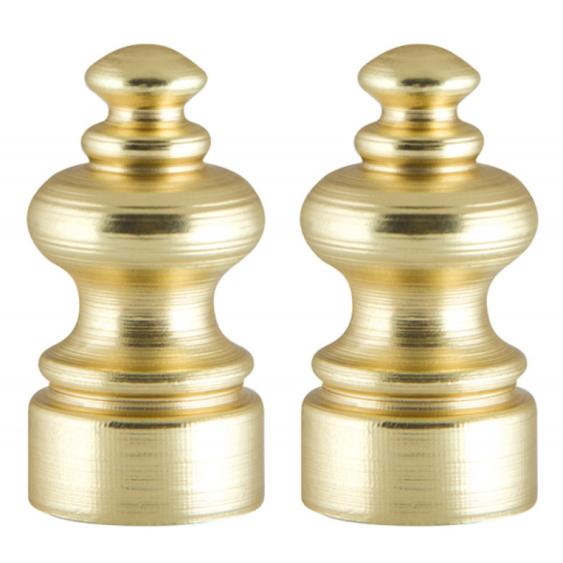 Колпачок DECORATIVE Armadillo (Армадилло) для универсальной петли  OPTIMUM SG Мат. золото (2 шт.)