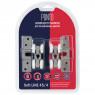 Комплект роликов Punto (Пунто) для раздвижных дверей Soft LINE 45/4