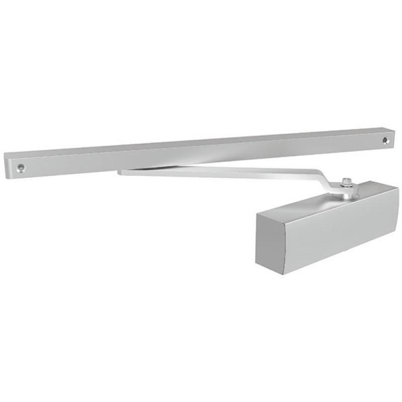 Доводчик дверной Armadillo (Армадилло) со скользящей тягой DCS-85 (алюминий)