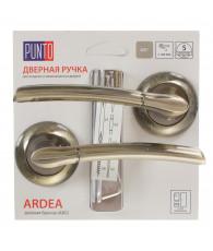 Ручка раздельная Punto (Пунто) ARDEA TL/HD ABG-6 зеленая бронза