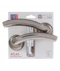 Ручка раздельная Punto (Пунто) ATLAS TL/HD ABG-6 зеленая бронза